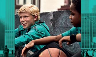 Adidas děti